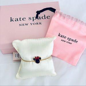 Kate Spade Disney Minnie Mouse Slider Bracelet NWT